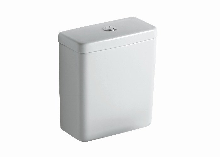 Бачок для унитаза Ideal Standard Connect Cube E797001 раковина ideal standard connect 70 см e812801