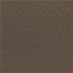Ступень для лестницы Opoczno Simple brown 30x30 OP078-008-1, коричневый