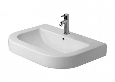 Раковина Duravit Happy D 04176500001-WG
