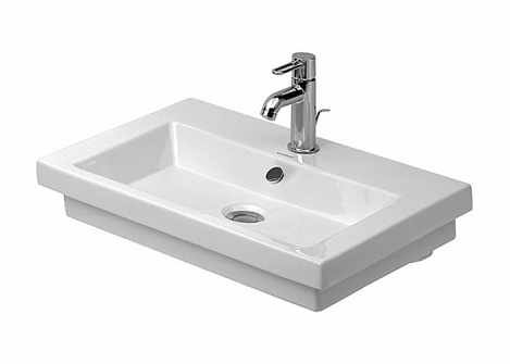 Раковина Duravit 2nd floor 04916000271-WG